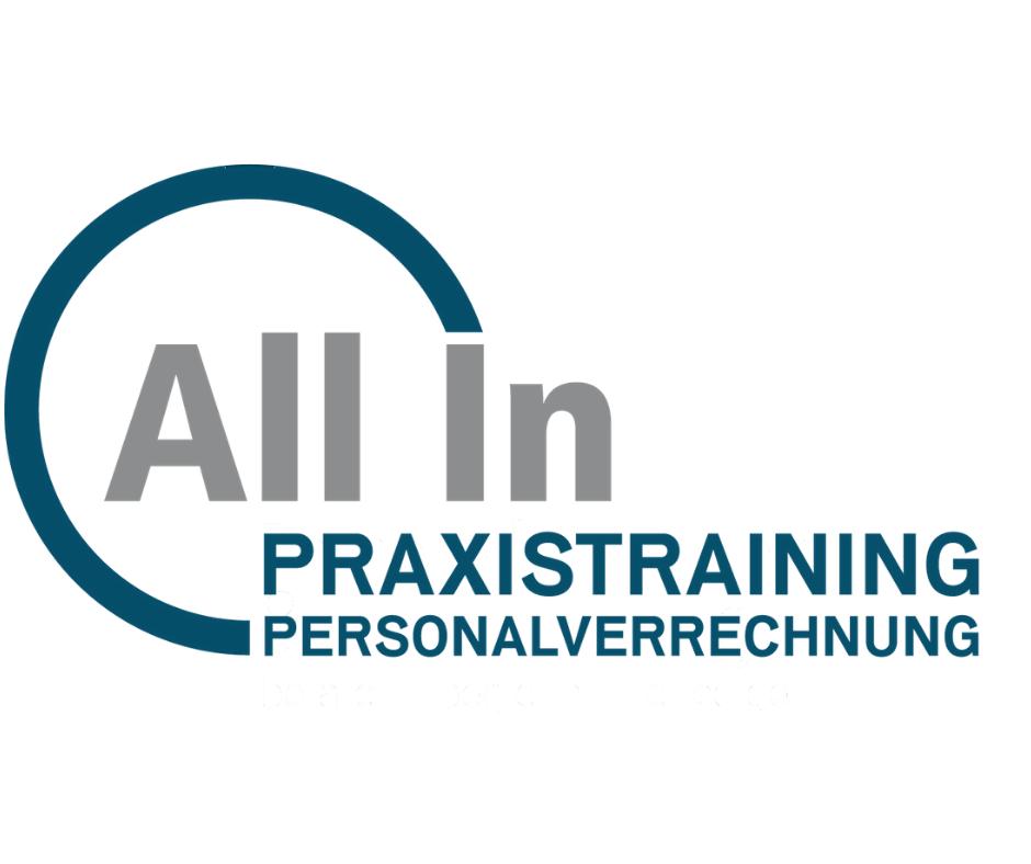 All In Praxistraining Personalverrechnung