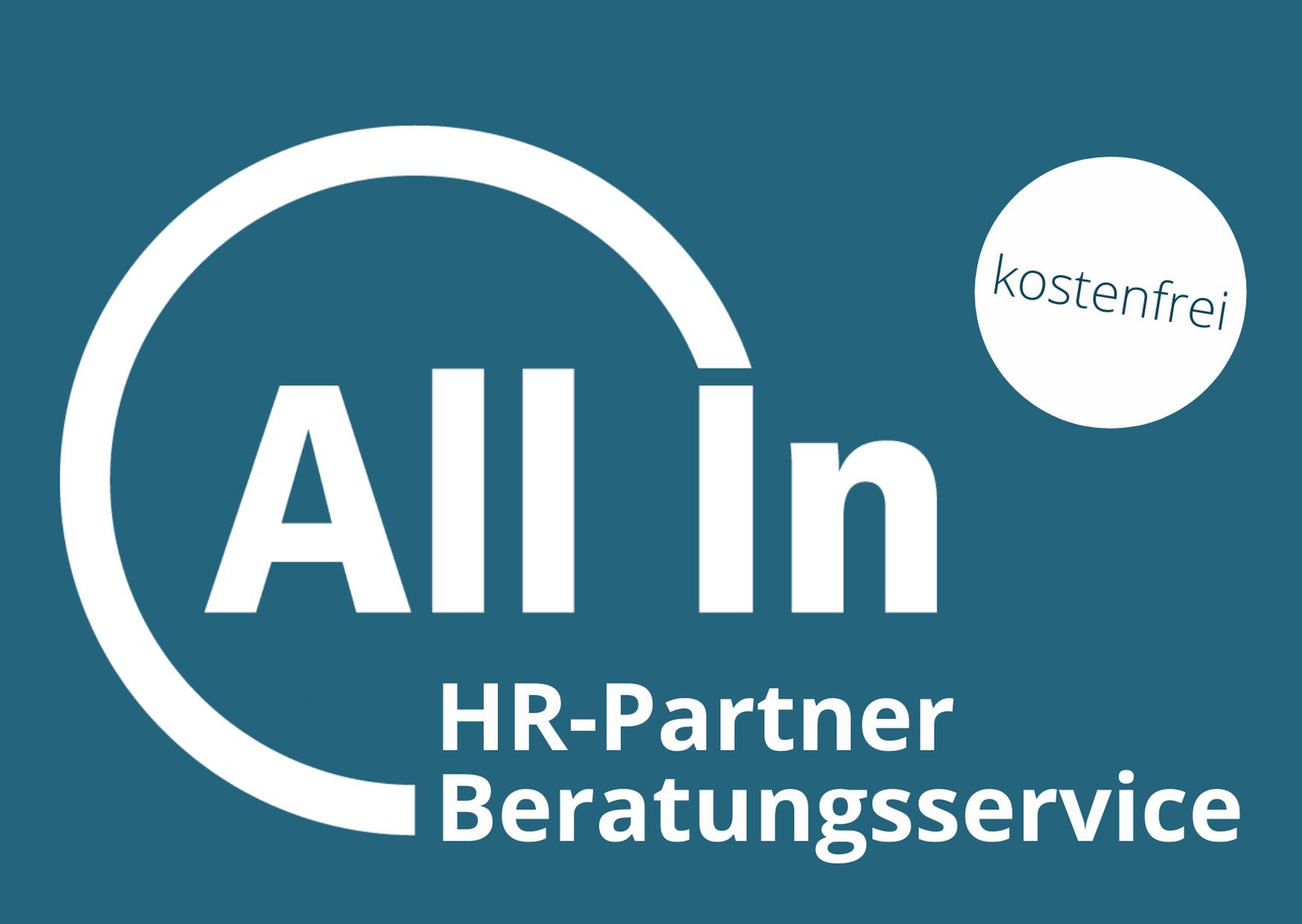 All In HR Partner Beratungsservice kostenfrei gratis